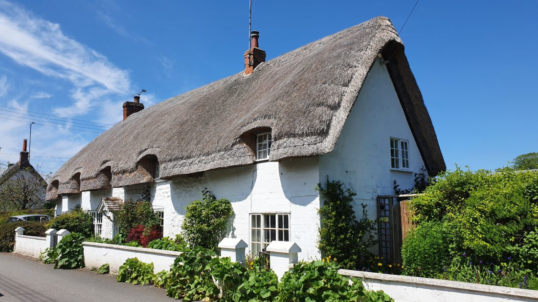 Thatched Cottage near Taunton